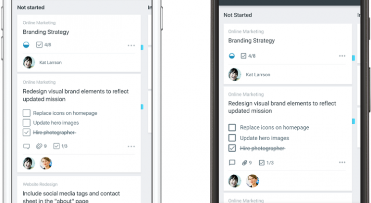 Announcing the Microsoft Planner mobile app for iPhone and